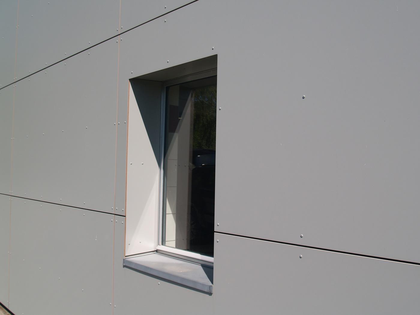 Habillage de façade