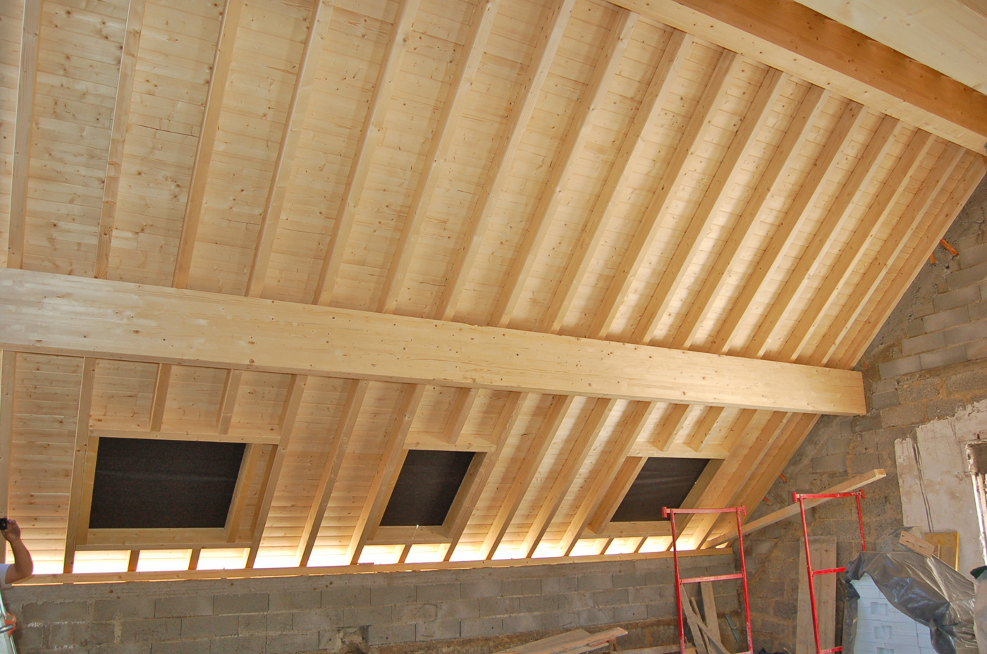 Attic construction